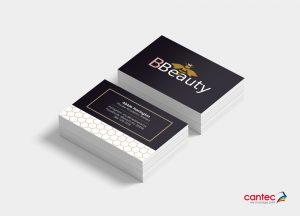 BBeauty Business Card