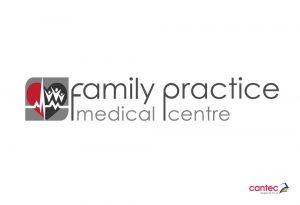 Family Practice Medical Centre Tramore Logo Design