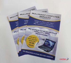 Mullinavat Computer Services Flyer
