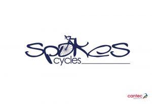 Spokes Cycles Waterford Logo Design