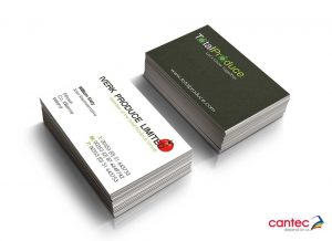 Total Produce Business Cards