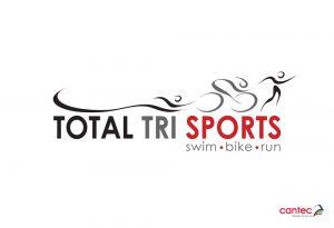 Total Tri Sports Logo Design