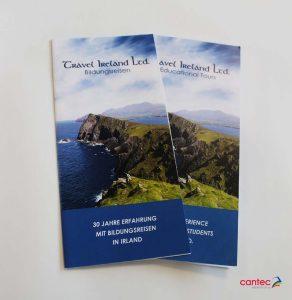 Travel Ireland Brochures