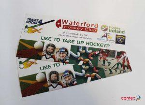 Waterford Hockey Club Flyer