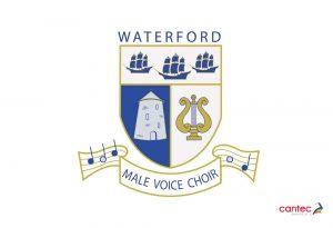 Waterford Male Voice Choir Crest Logo Design