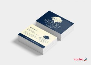 Doyle's Funeral Home Business Card