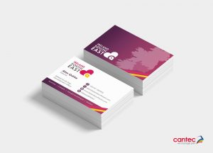 Ireland South East Business Card