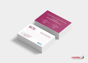 Leyden Consulting Engineering Business Card