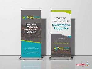 Smart Move Roll up Banner