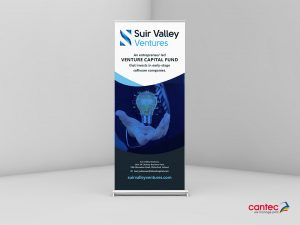 Suir Valley Tech Roll up Banner